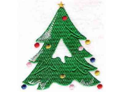 JB Christmas Font Embroidery Machine Design