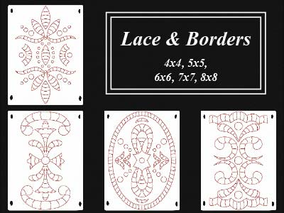 Lace and Borders