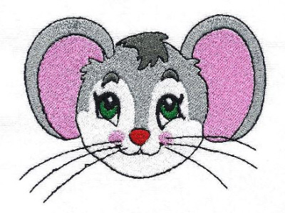Sweet Patches Embroidery Machine Design