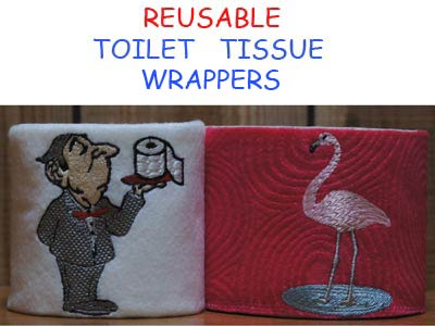 Toilet Tissue Wrappers
