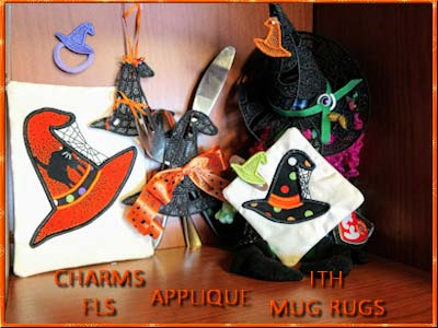 Wicked Witch Hats 2