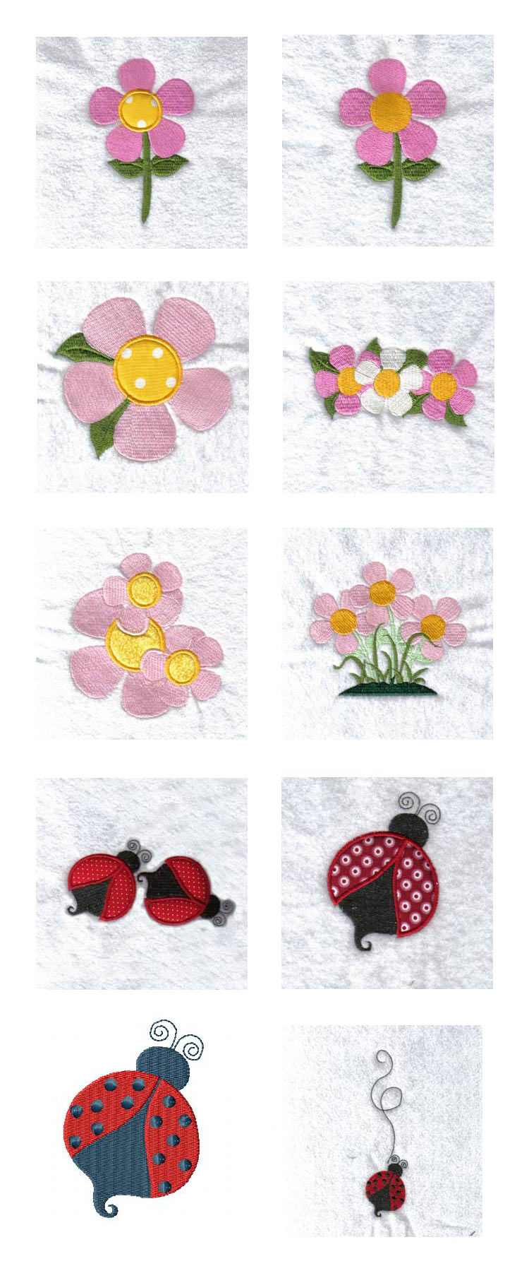 Burst of Spring Windsock Embroidery Machine Design Details